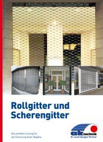AK-Technik Rollgitter_Scherengitter Titel 150dpi