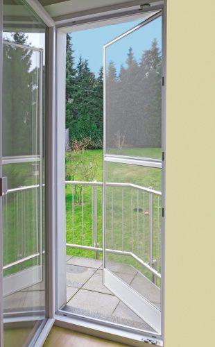 Drehrahmentür Balkon
