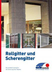 Rollgitter_Scherengitter Titel